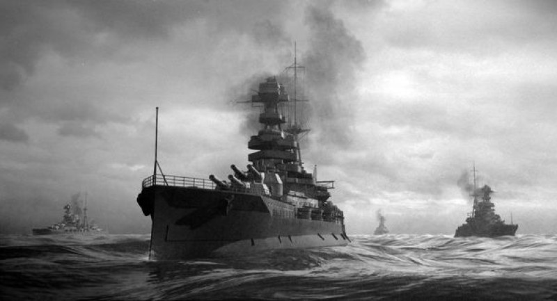 an overview of one of the greatest sea battles ever An enemy of overwhelming size in one of the greatest tank battles ever  battles beneath the sea  favorite overview of tank battles.
